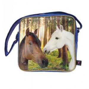 schooltas paarden