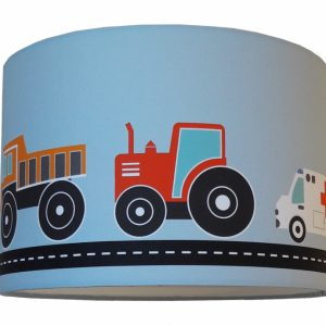 kinderlamp voertuigen