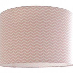 kinderlamp chevron roze
