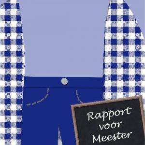 rapport voor meester