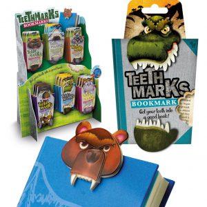 teethmarks boekenlegger