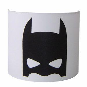 wandlamp superheld