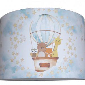kinderlamp luchtballon