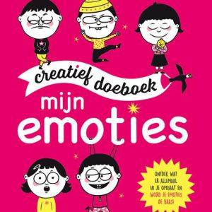 creatief dagboek mijn emoties