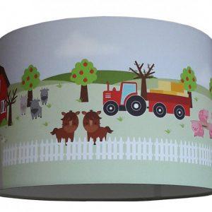 kinderlamp boerderij