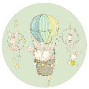 behngcirkel konijntjes